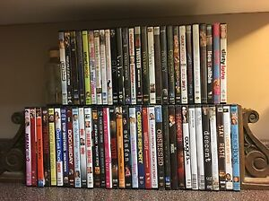 Perfect Christmas stocking stuffers*60 DVDs for $40*