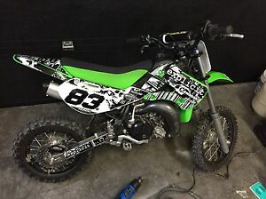 Motocross 65cc 2012