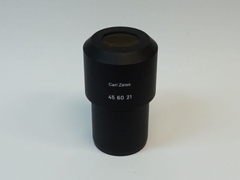 Zeiss Microscope 2.5X Projection Photo Eyepiece PN 456021; Excellent Condition