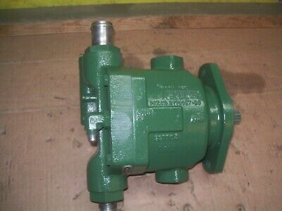 Oliver 1755185519552255 Farm Tractor Hydraulic Pump Works Great