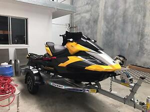 Jet Ski Belassi B3r Dynamic  265hp Turbo. Sea Doo Rocklea Brisbane South West Preview
