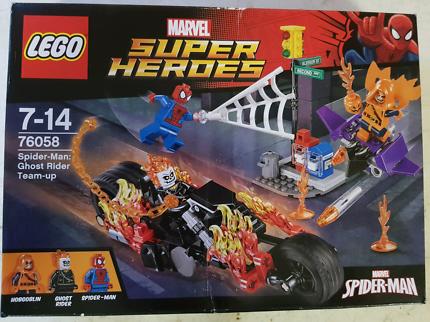 Lego 76058
