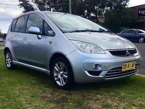 2010 Mitsubishi Colt VR-X 1.5 Auto 5 Door Hatch Warranty Leumeah Campbelltown Area Preview