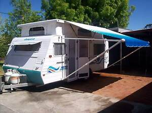 JAYCO FREEDOM 2000 POPTOP CARAVAN 15 FT. Inverell Inverell Area Preview