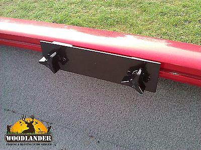 2x ROD HOLDER BRACKET TRACKER BOAT VERSATRACK SYSTEM - FREE SHIPPING (set of 2)