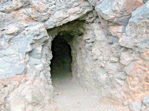 Wickenburg Arizona Gold Silver Lode Mining Claim Mine Adit Shafts Prospect Ore