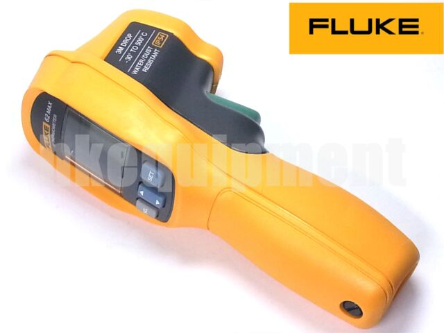 Fluke 62 Max Laser Infrared IR Non-Contact Digital Thermometer