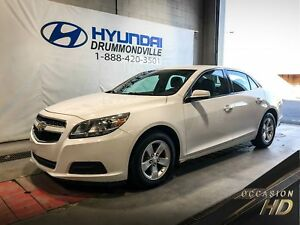 CHEVROLET MALIBU LS + MAGS + CRUISE + BLUETOOTH + WOW !