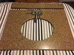 Granite Bathroom Vanity Counter Top