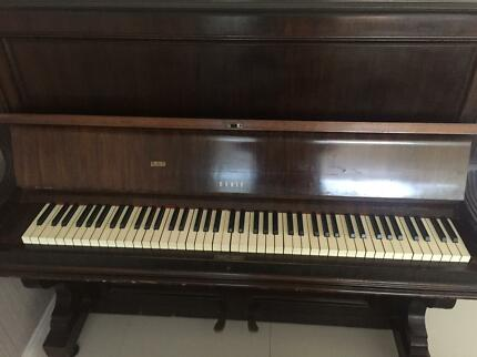 Beale upright Piano 1909 PRICE DROP!!!