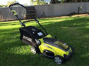 36v Ryobi electric lawnmower Wanneroo Wanneroo Area Preview