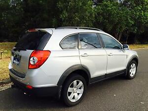 2009 Holden Capitva CX Wagon 4x4 7seats Diesel Turbo Moorebank Liverpool Area Preview