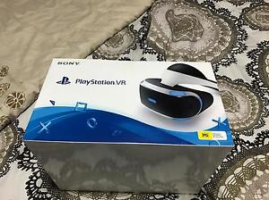 PlayStation VR - Brand New - With Receipt Auburn Auburn Area Preview