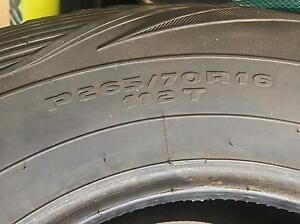 265/70R16 kumos Rutherford Maitland Area Preview