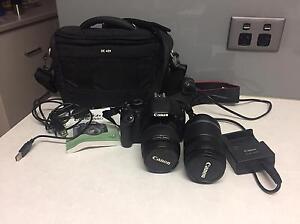 Canon 550D SLR digital camera Eagle Vale Campbelltown Area Preview