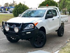 2013 1Year Warranty 4x4 XT BT-50 Manual Rocklea Brisbane South West Preview