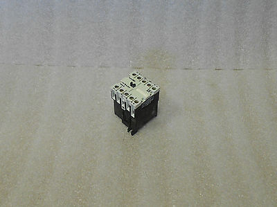 Square D Contactor, Class 8502, Type PC3.10E, 220-240V Coil, Used. Warranty