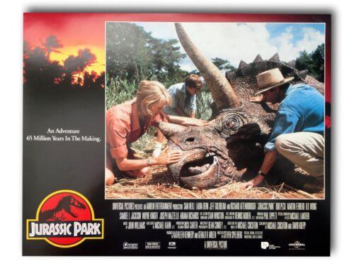"""Jurassic Park"" Original 11x14 Authentic Lobby Card Poster Photo 1993 #4"