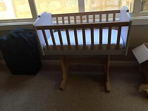 Wooden cradle Willagee Melville Area Preview