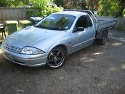 FORD AU 2001 V8 SERIES II TRAY UTE Bayswater Knox Area Preview