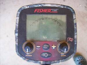 Fisher F19 Gold and Relic Detector Lower Chittering Chittering Area Preview
