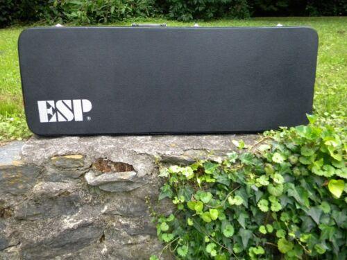ESP electric guitar case