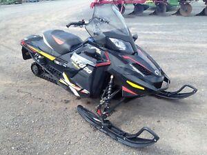 2012 Ski-Doo MX Z X Rotax 4-TEC 1200