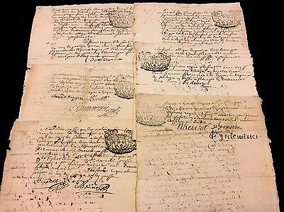 OLD PAPER  1716