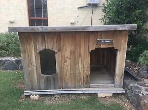Large Dog Kennel for sale Lovely Banks Geelong City Preview