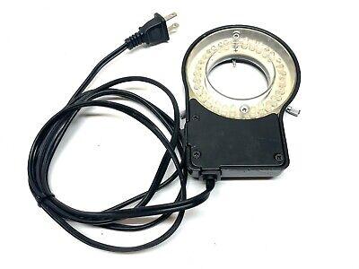 Microscope Illuminator Led Ring Light 50mm Id 120v