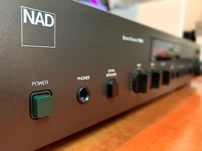 NAD (Model 7020E) Vintage Integrated Stereo Receiver for sale  Shipping to Canada