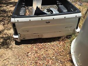 2x BA BF RTV Well Bodies Falcon Ute Mount Helena Mundaring Area Preview