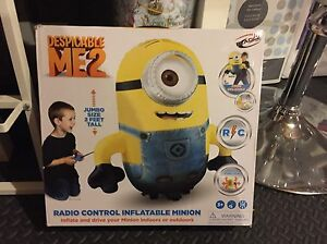 Despicable Me Radio Control Inflatable Minion