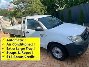 Toyota Hilux UTE for hire - Norman Park Norman Park Brisbane South East Preview
