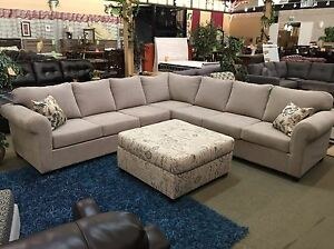 L Shape Sectionals Wholesale Price  Kitchener / Waterloo Kitchener Area image 2