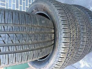 CHEAP!! Bridgestone Duelers X 4 275/55/20 Meadow Heights Hume Area Preview