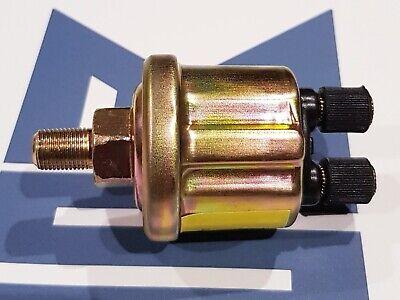 Universal 1/8 NPT Oil Pressure Replacement Sensor Sender For Aftermarket Gauge