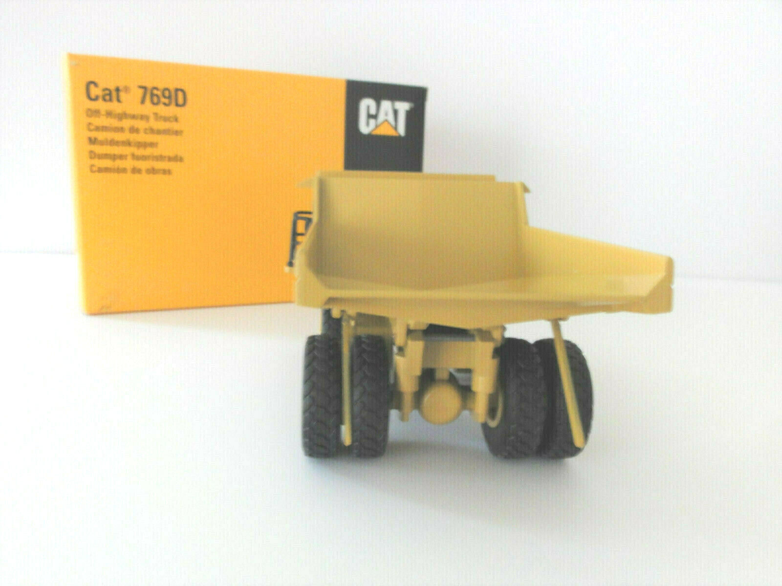 CATERPILLAR NZG 477 CAT 769D OFF HIGHWAY TRUCK 1 50 NEW  - $89.95