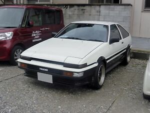 I search an ae 86
