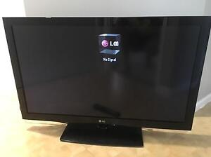 """42"""" lcd lg tv Kearneys Spring Toowoomba City Preview"""