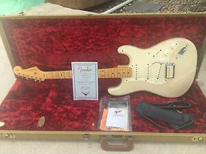 Fender custom shop strat Rothwell Redcliffe Area Preview