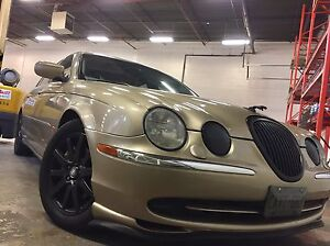 2001 Jaguar S-Type Safetied and Etested