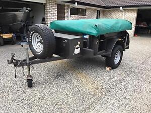 Camel camper trailer Nomad elite Wakerley Brisbane South East Preview