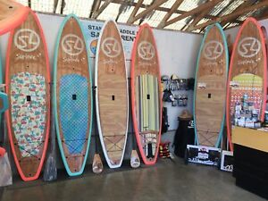 2018 Suplove paddle boards. (Real)