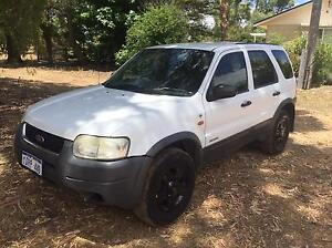 2001 Ford Escape Waroona Waroona Area Preview