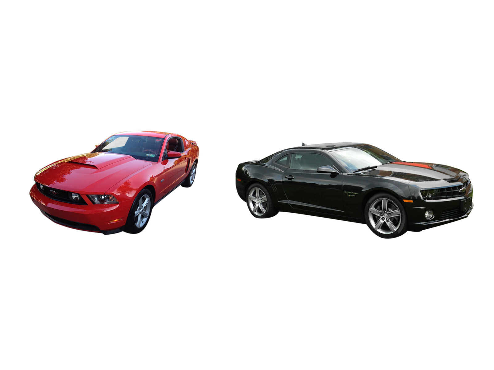 2012 mustang gt vs 2012 chevrolet camaro ss ebay. Black Bedroom Furniture Sets. Home Design Ideas
