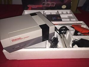 Nintendo entertainment system in box!! ( Nes )  London Ontario image 4
