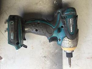 "Makita 14 v 1/4"" hex impact  Drive -USED. Helena Valley Mundaring Area Preview"