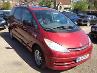 Toyota Previa by Karhouse, Chesham, Buckinghamshire