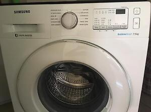 Samsung 7.5L front loader washing machine Burleigh Heads Gold Coast South Preview